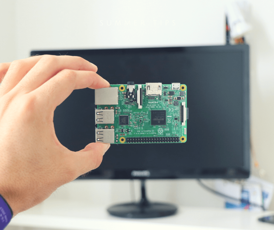 How I replaced my MacBook Pro by a Raspberry Pi during 1 week